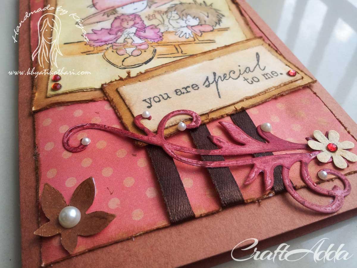 A Brown Valentine Card 4