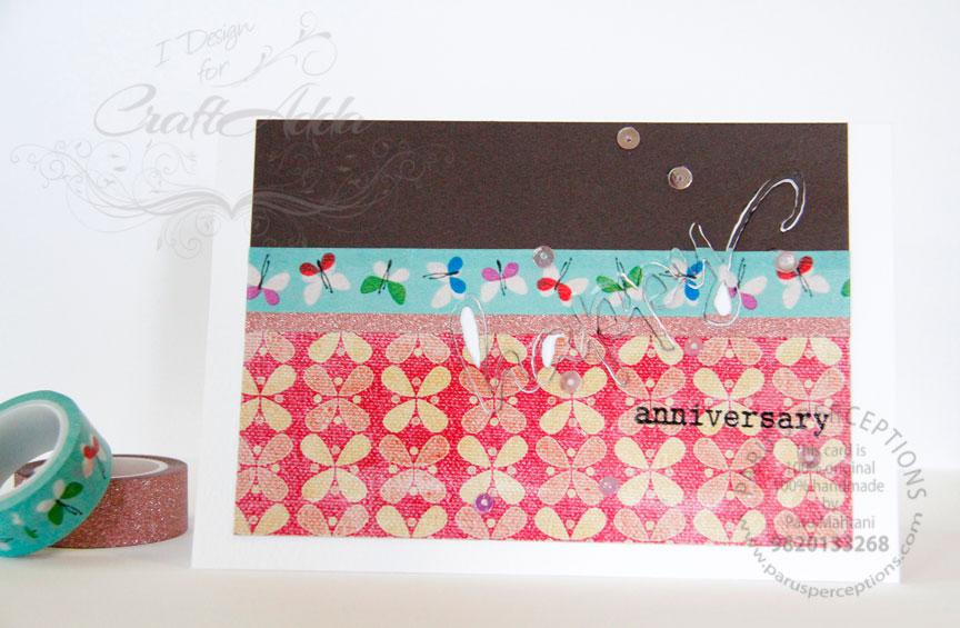 DIY Card and Tag !!! Goodies from CraftAdda 2
