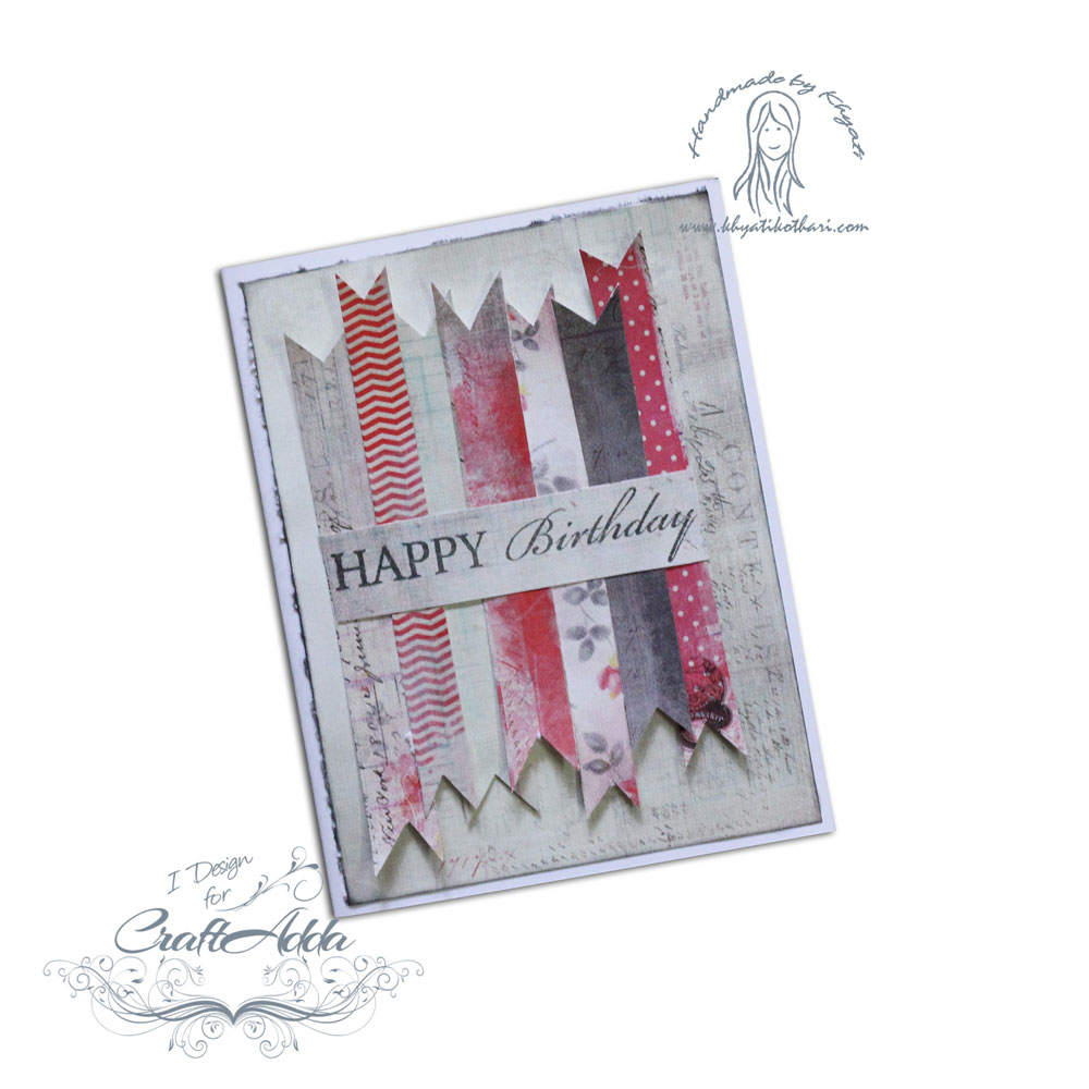 Felicity by CrafTangles - Card 4 1