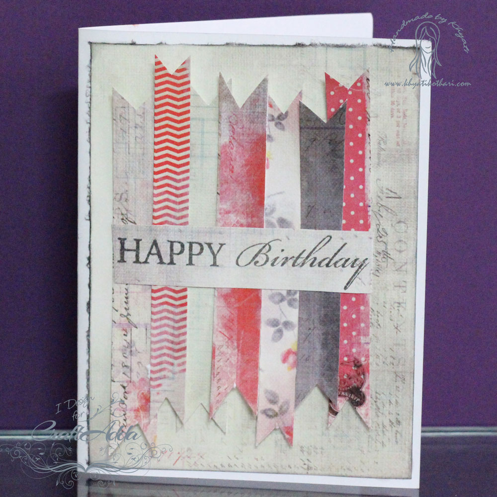 Felicity by CrafTangles - Card 4 2