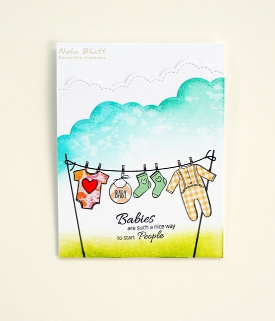 Baby cards by Neha Bhatt [Guest Post] 1