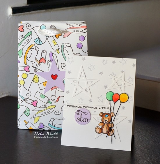 Baby cards by Neha Bhatt [Guest Post] 4