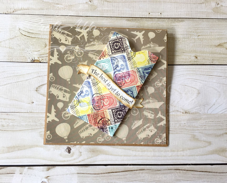 Cash and gift card holders using Craftangles 5