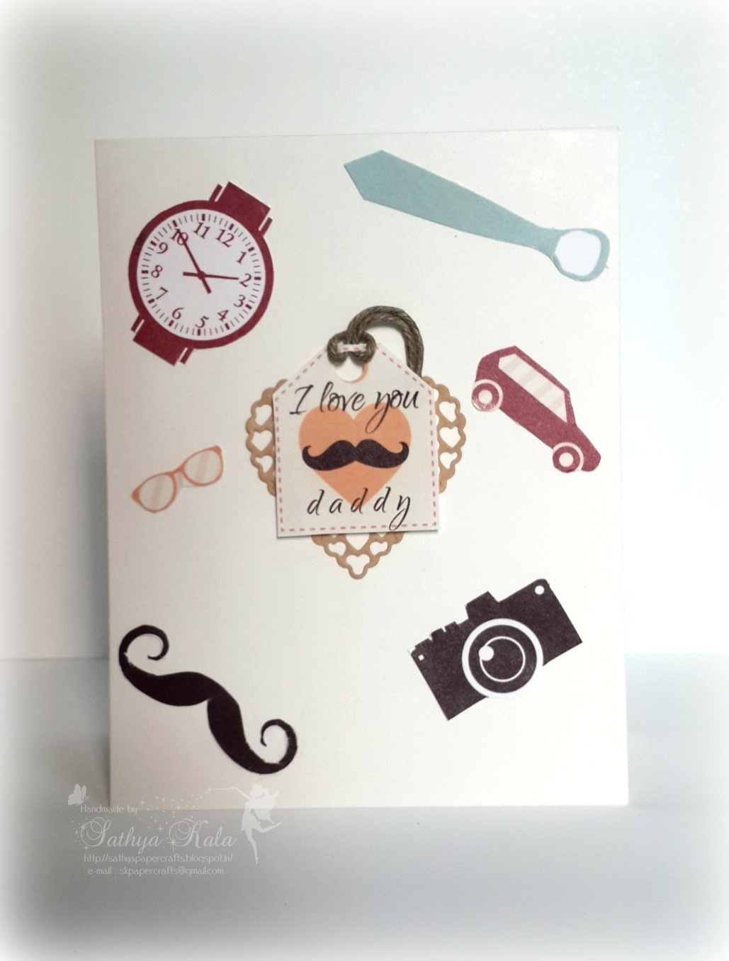 My first attempt at Dad Cards [Guest Post] 8