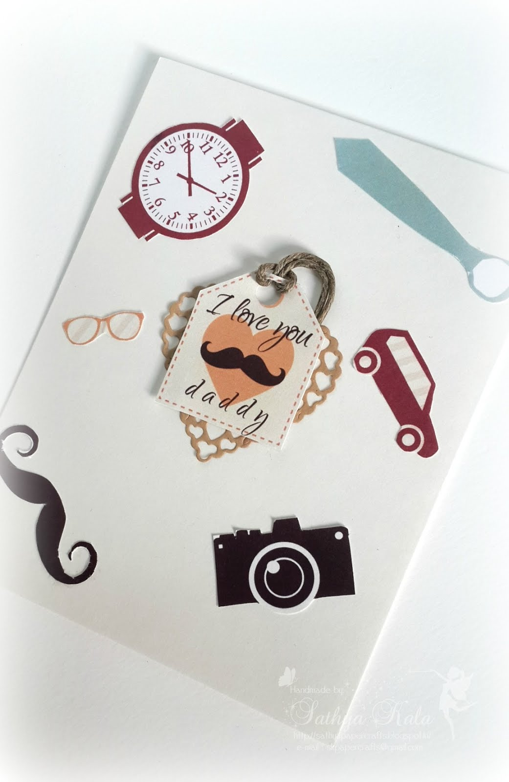 My first attempt at Dad Cards [Guest Post] 9