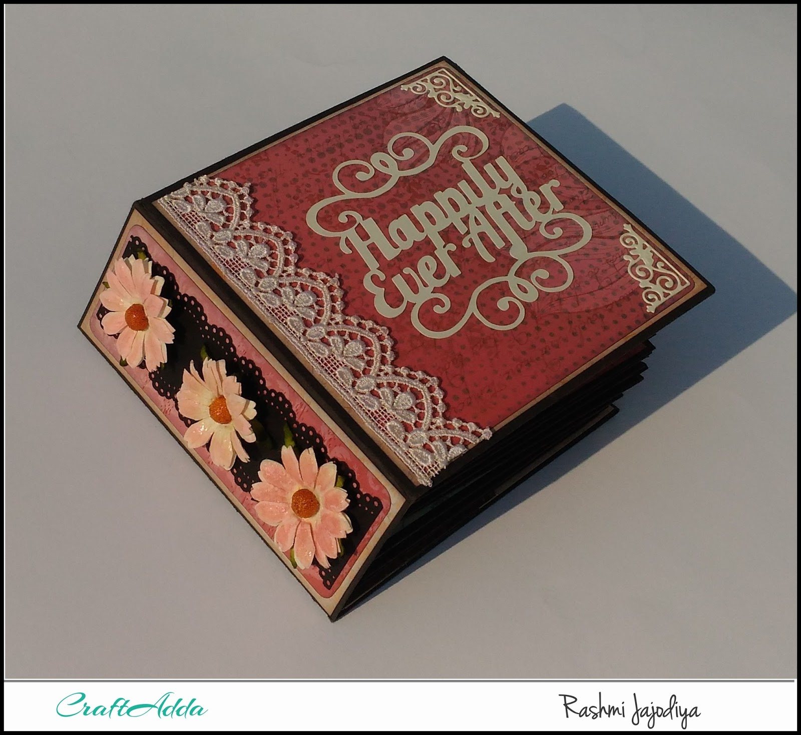 Interactive Mini Album using The Wanderer Collection 1