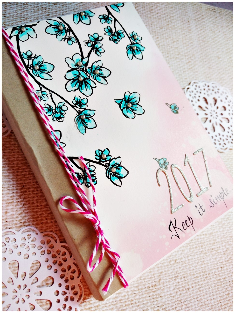 Playing around with Mom You Rock stamps from CrafTangles - Guest post by Jasleen 4