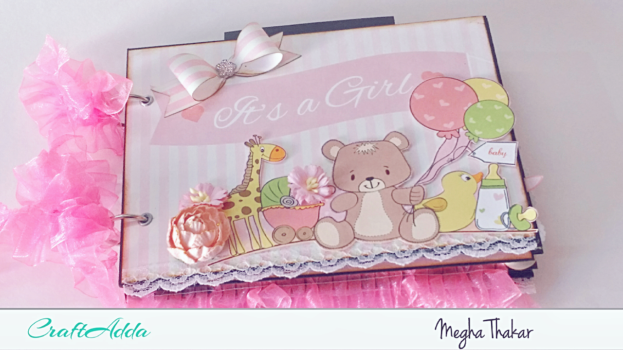 Baby Girl Ring Mini Album 1