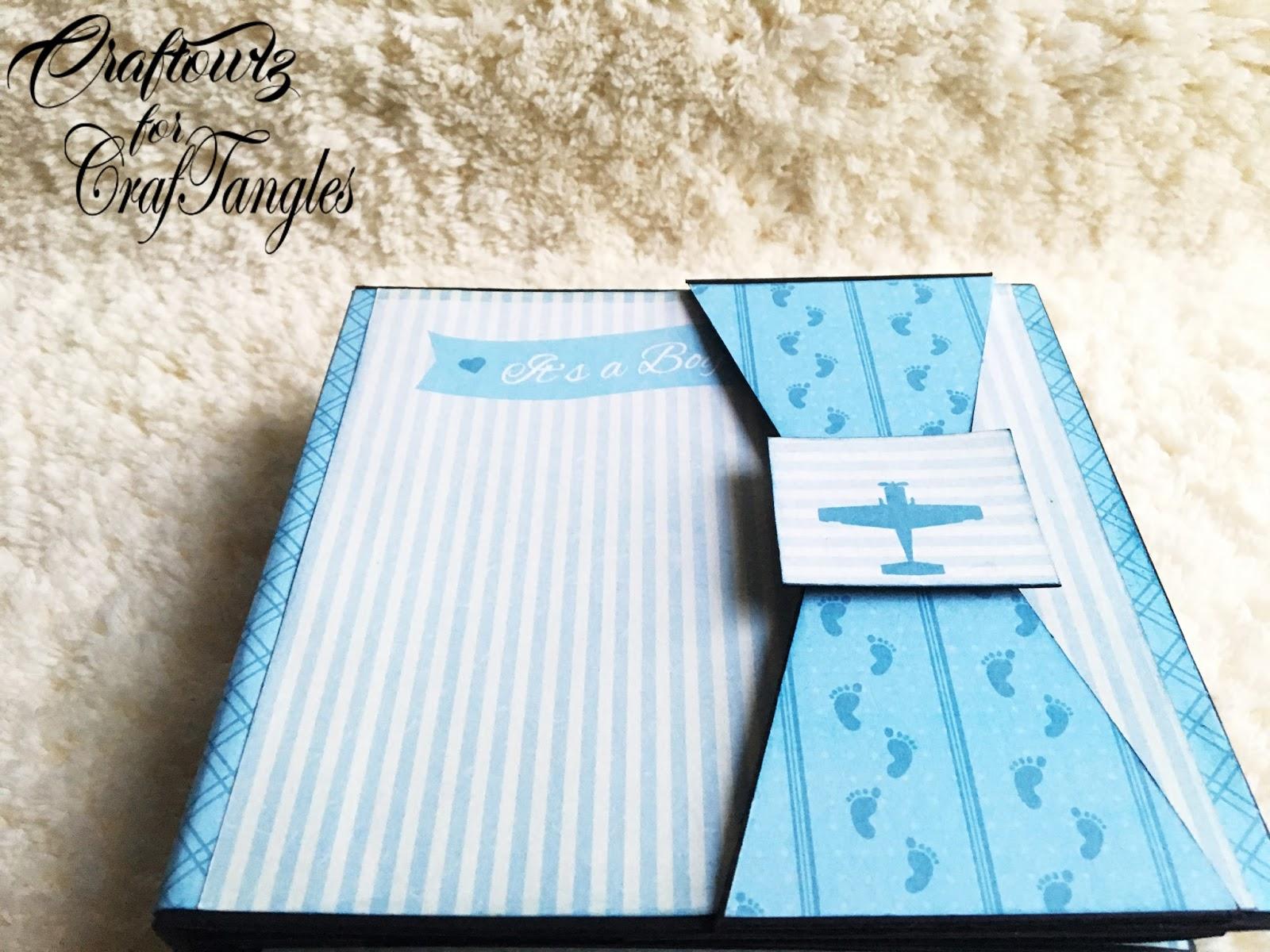 'Baby Boy' mini album by Tanaya 3