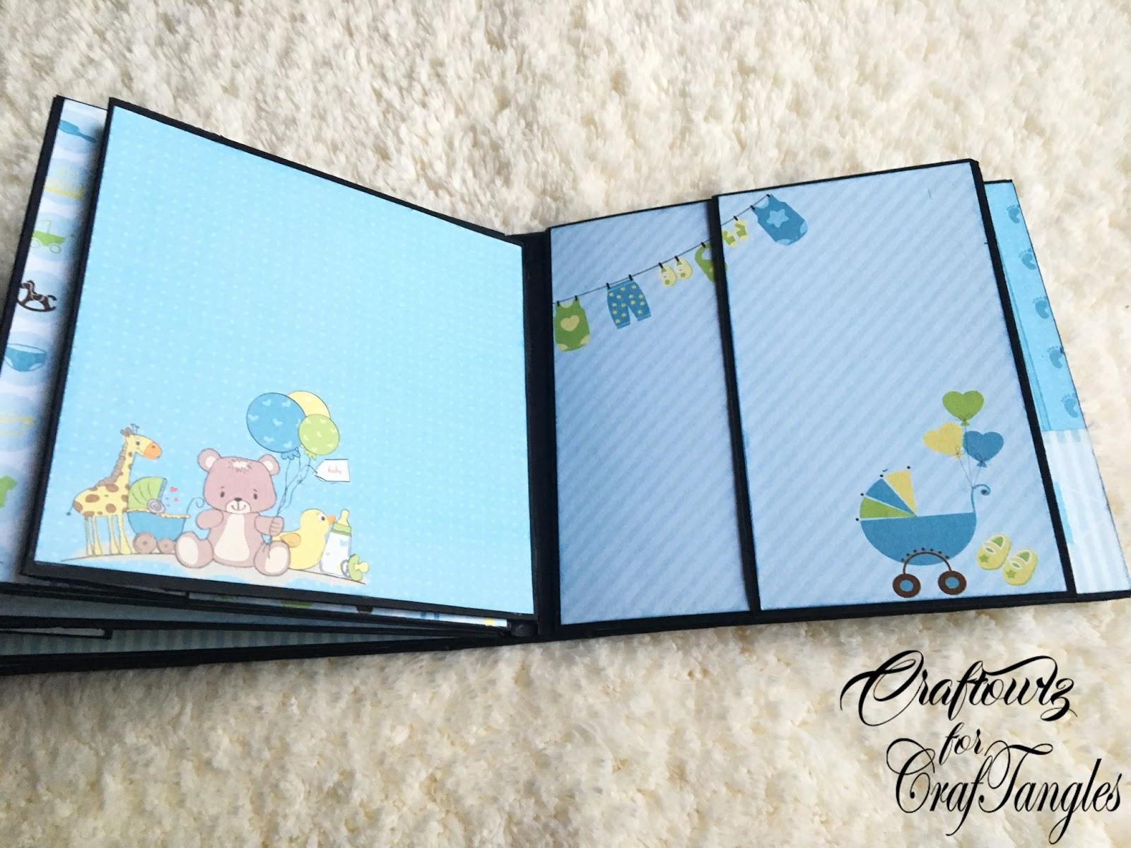 'Baby Boy' mini album by Tanaya 6