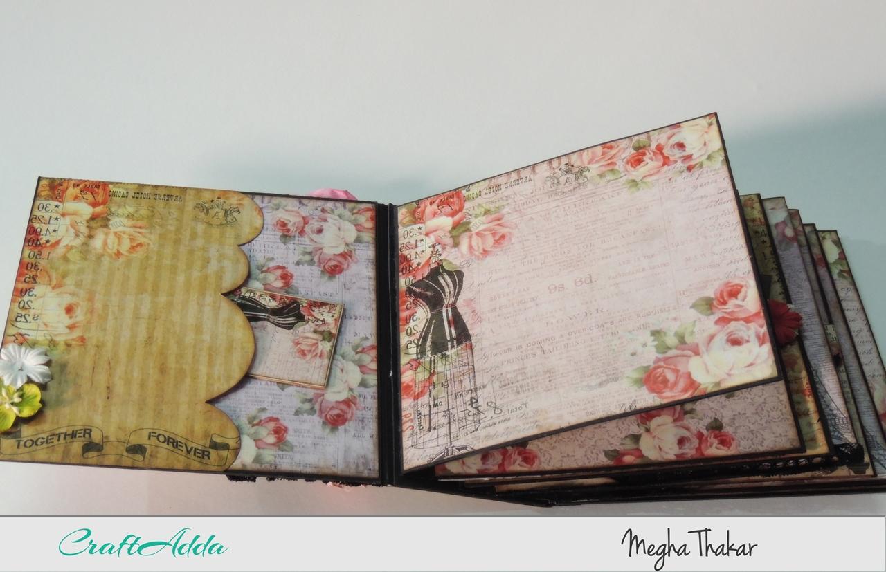Enchanted Blooms Mini Album 3