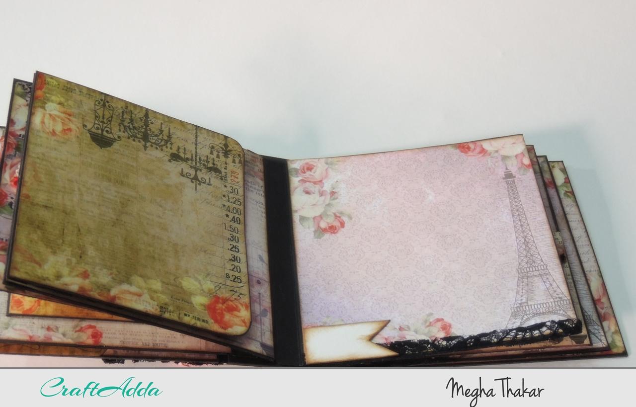 Enchanted Blooms Mini Album 5