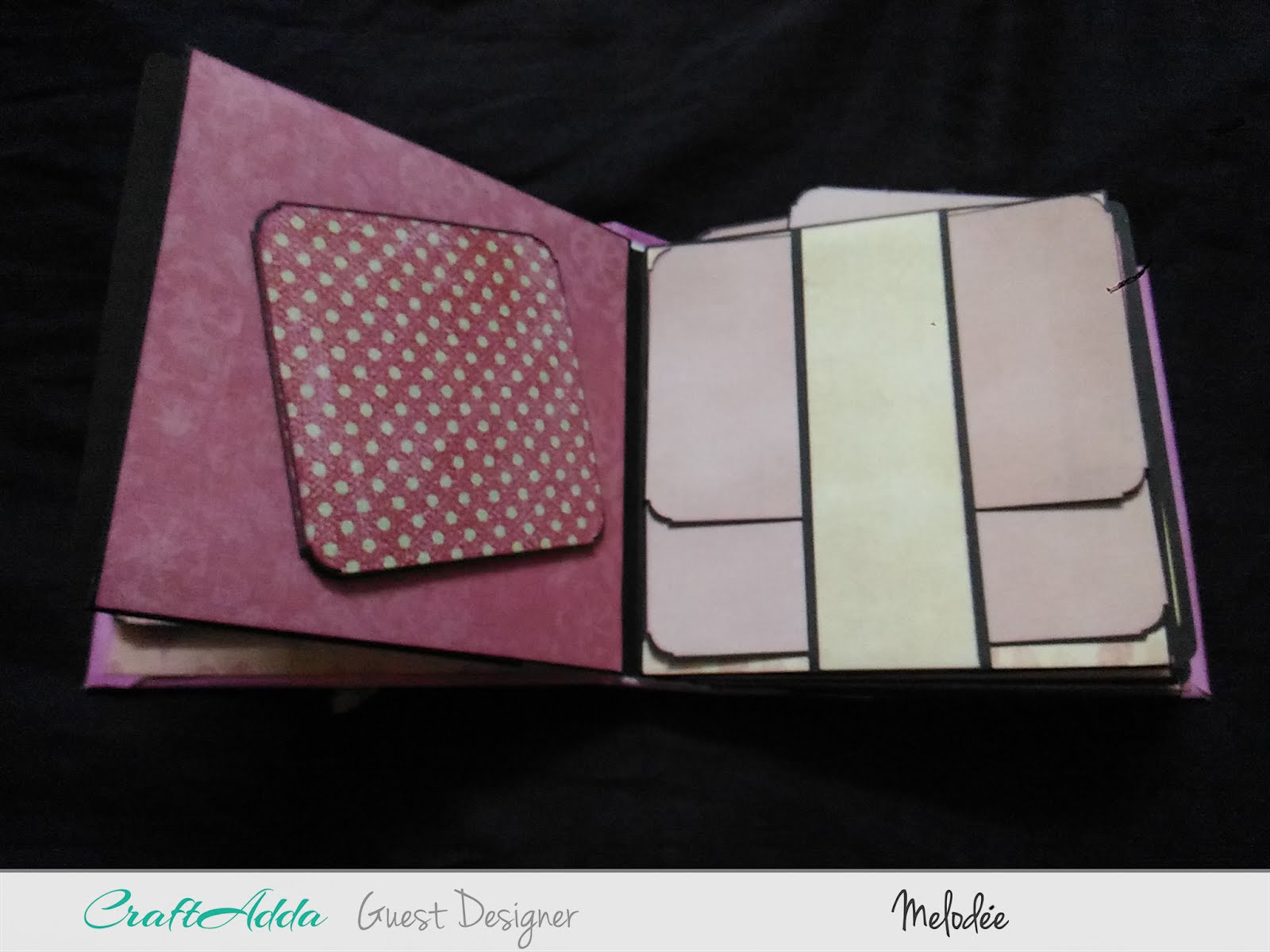 Love themed mini album by Melodee 6
