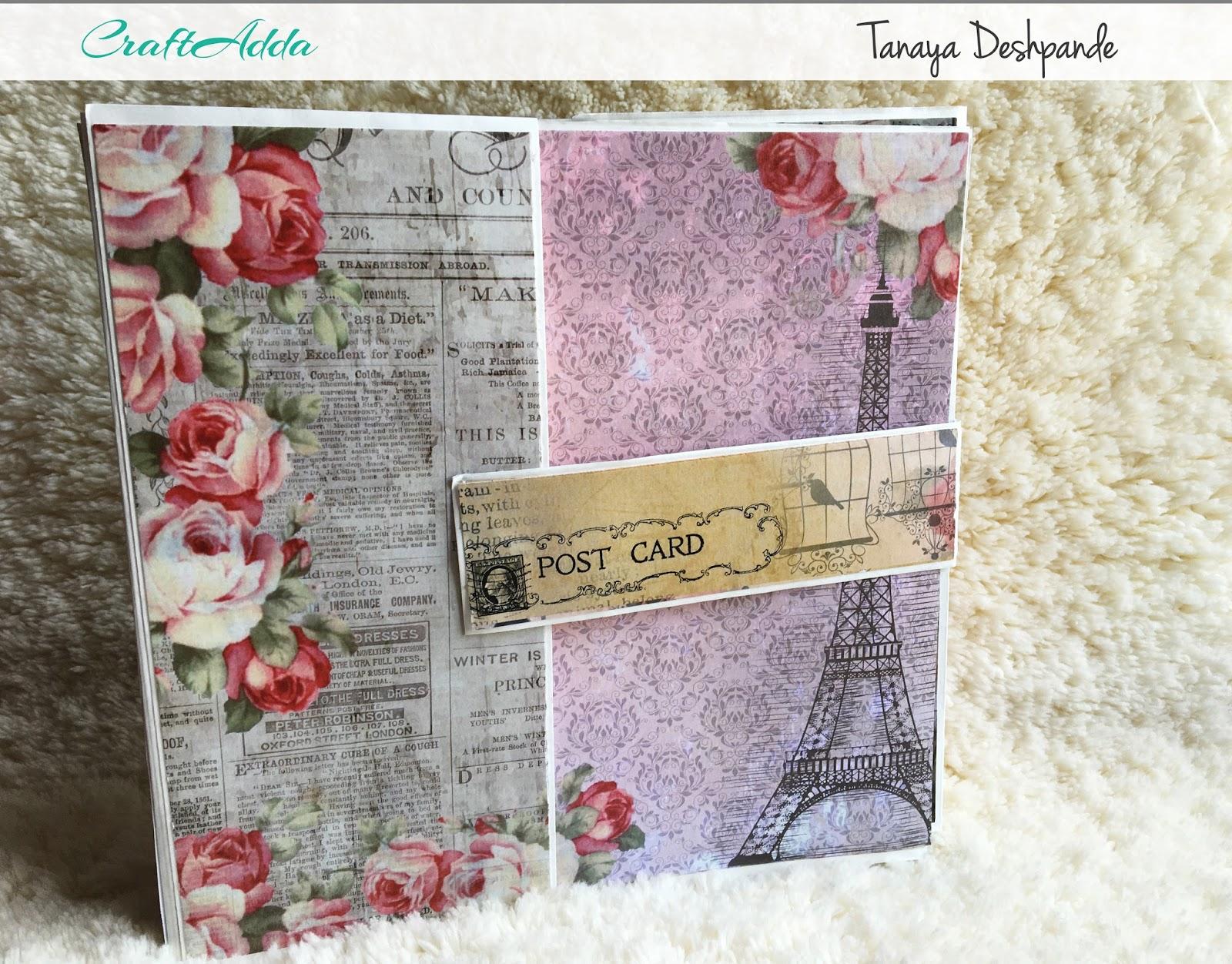 Enchanted Blooms   Photo Folder by Craftowlz 2