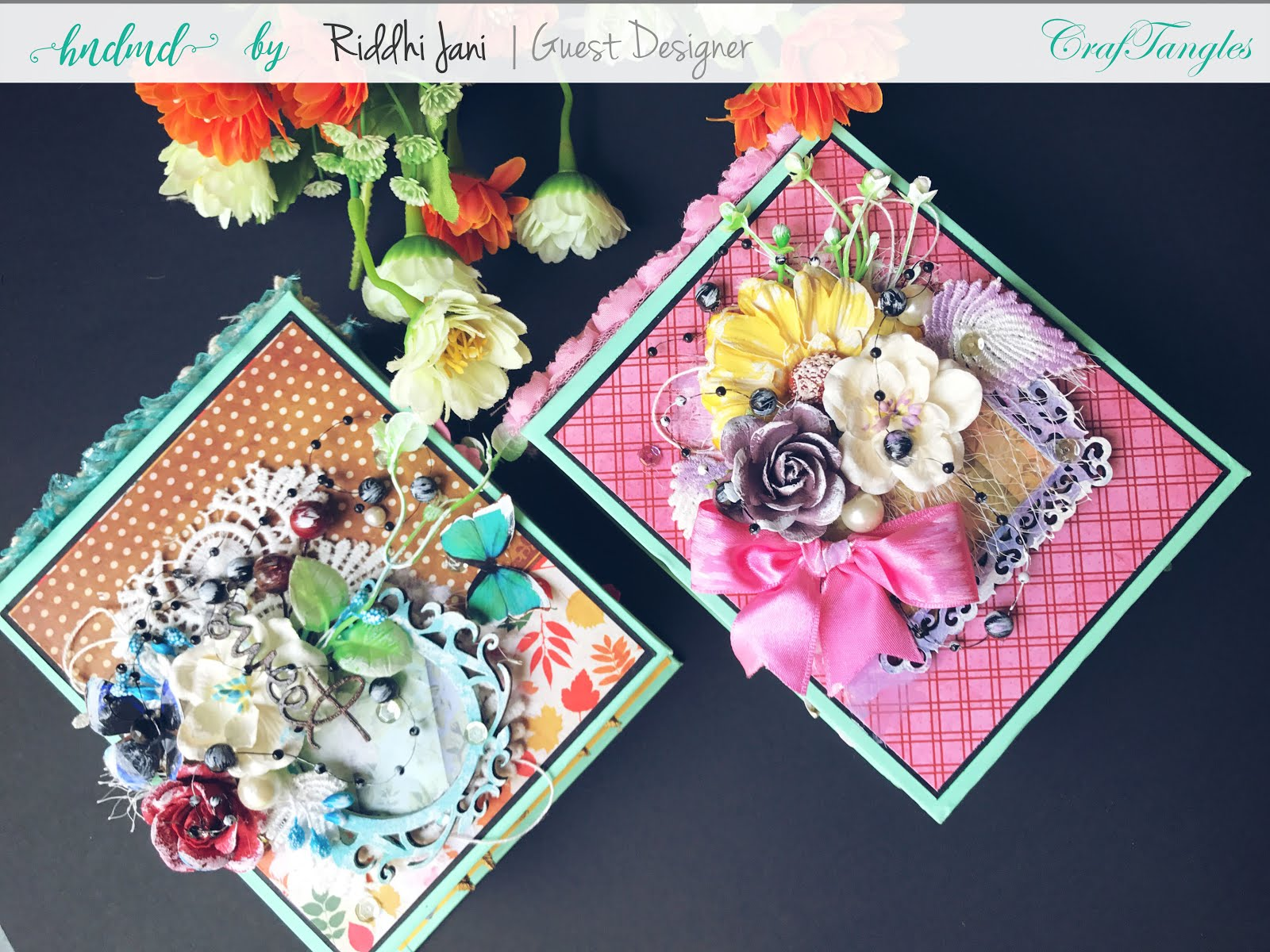 Mini albums dedicated to mom by Riddhi Jani [Guest Post] 1
