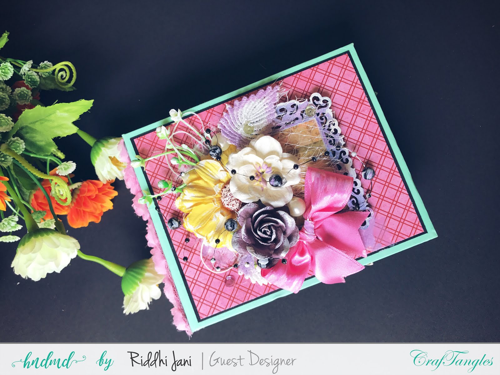 Mini albums dedicated to mom by Riddhi Jani [Guest Post] 3
