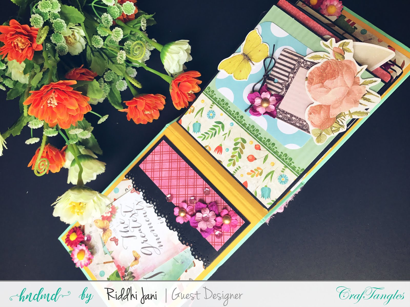 Mini albums dedicated to mom by Riddhi Jani [Guest Post] 4