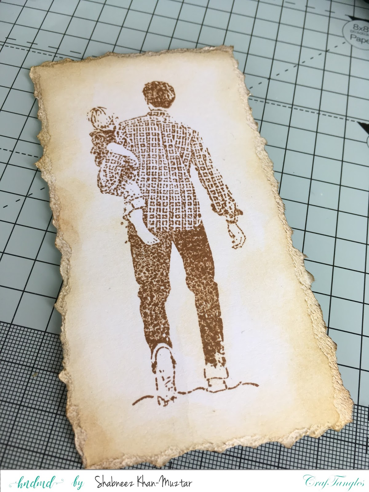 Celebrating Father's Day with CrafTangles 7