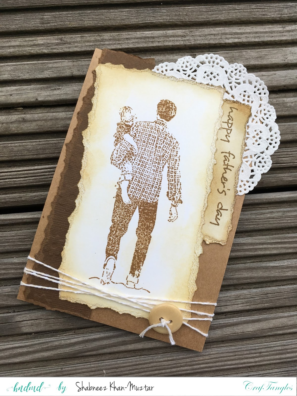 Celebrating Father's Day with CrafTangles 8