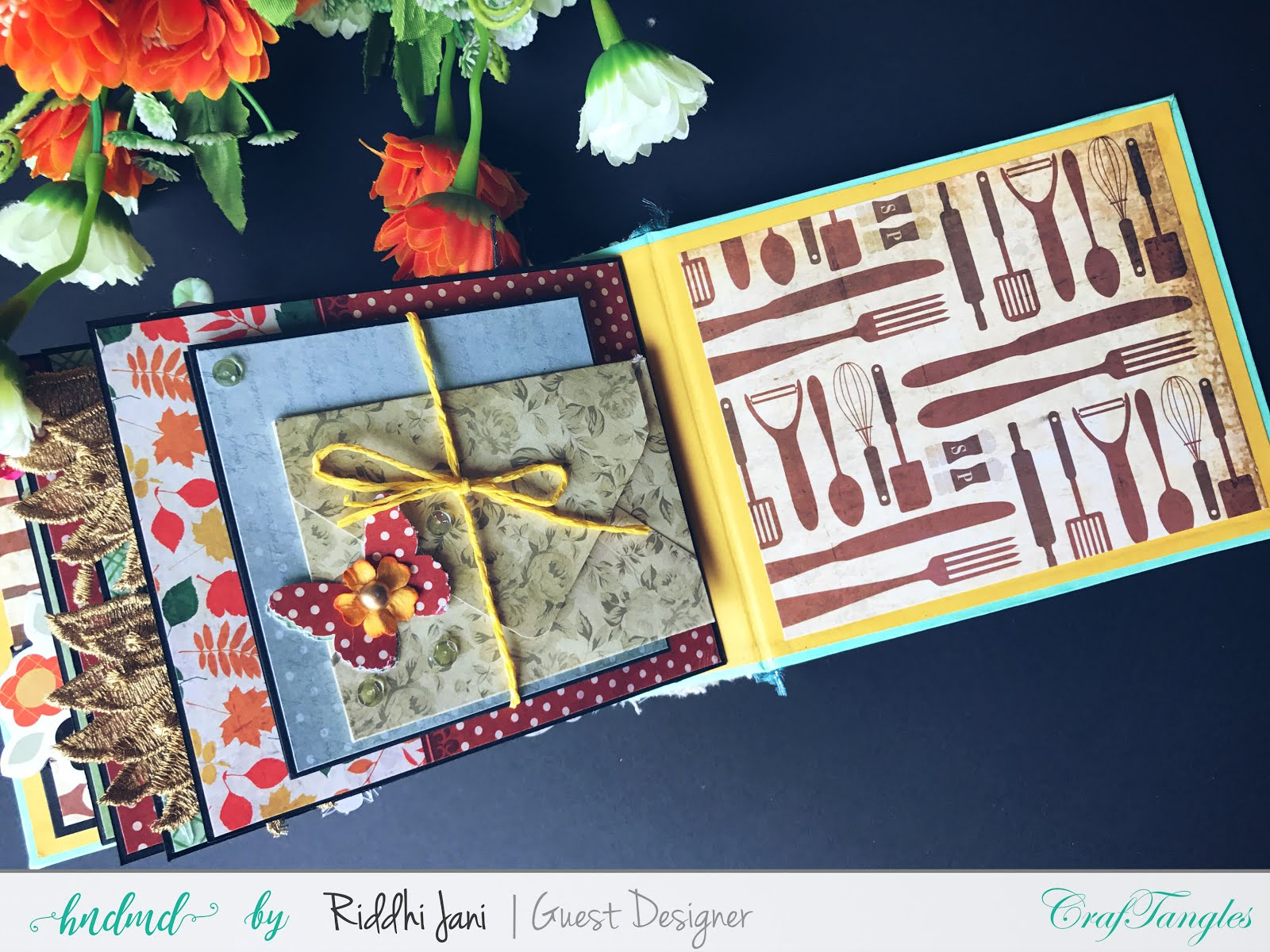 Mini albums dedicated to mom by Riddhi Jani [Guest Post] 9