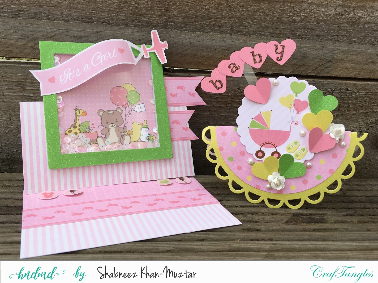 Cute Baby Girl Makes with Shabneez 1