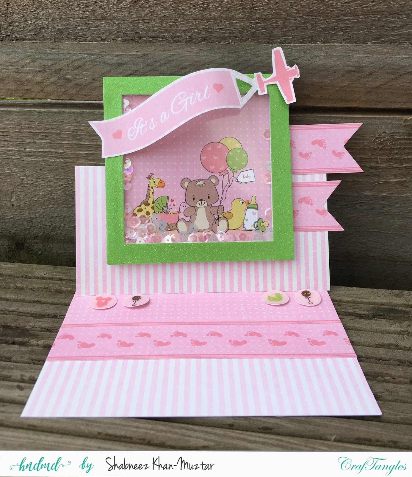 Cute Baby Girl Makes with Shabneez 2