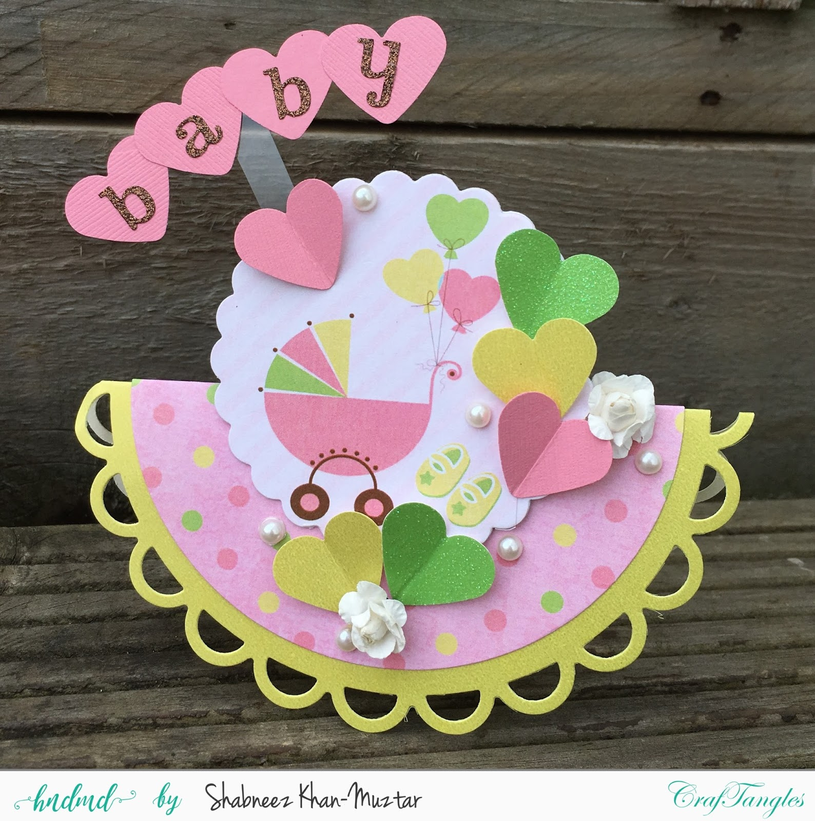 Cute Baby Girl Makes with Shabneez 4