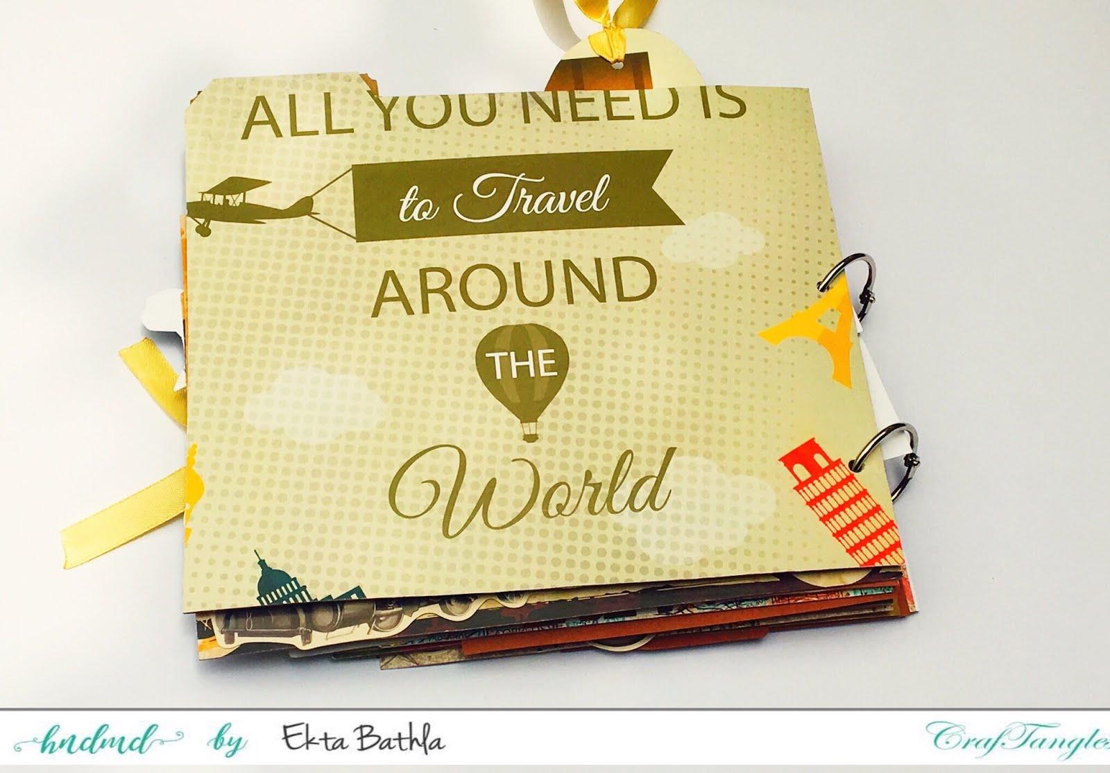 'I Travel the World' - travel themed album 14