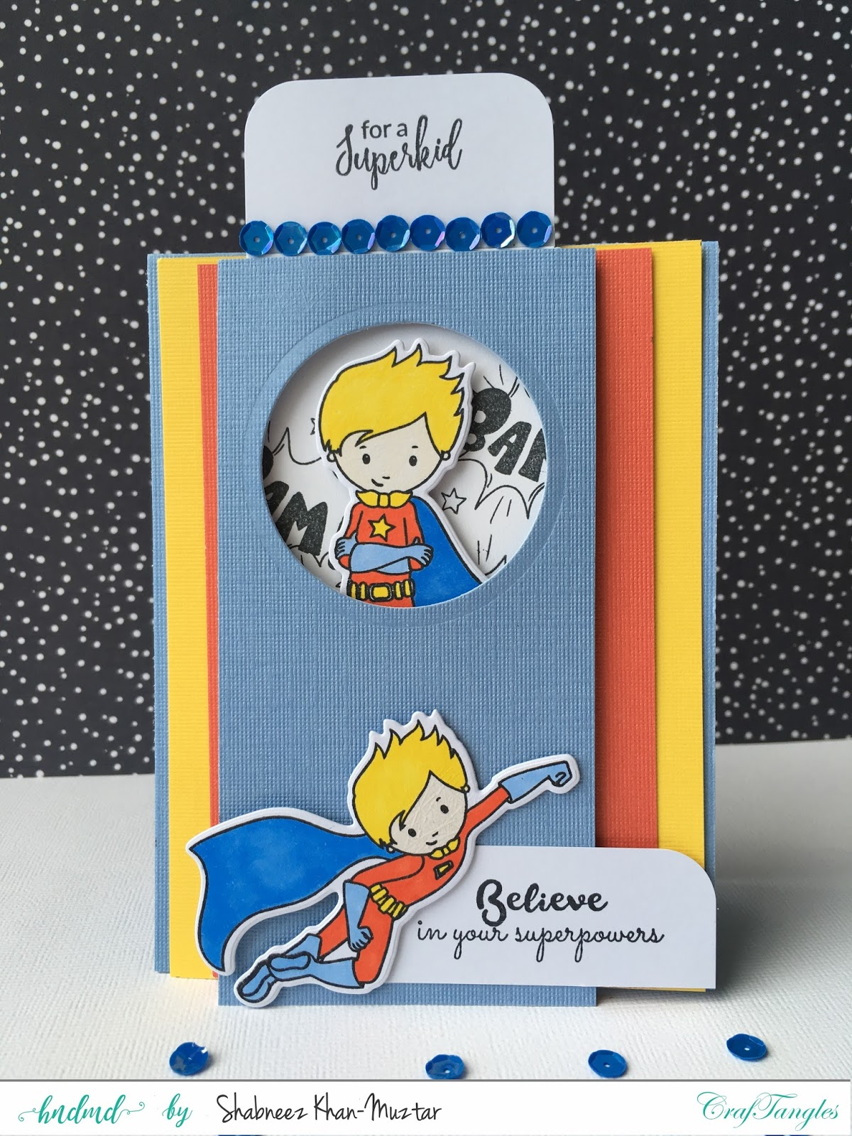 Super Boy Card And Gift In One 4