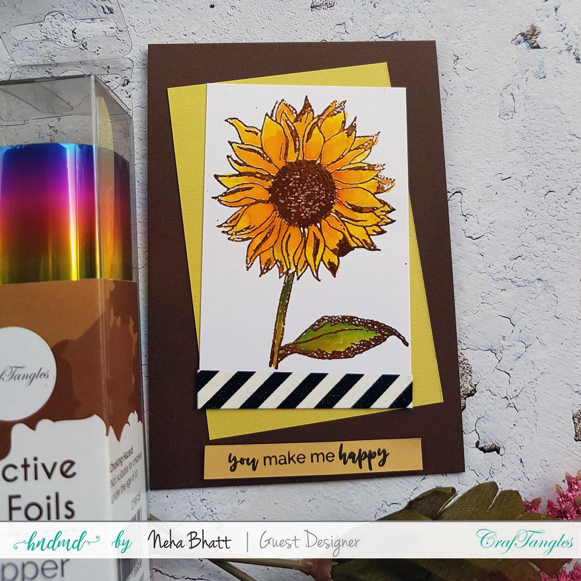 Foiled Cards by Neha Bhatt 11