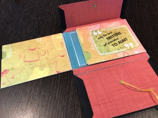 Baby Shower Mini Album - Gift Idea 4