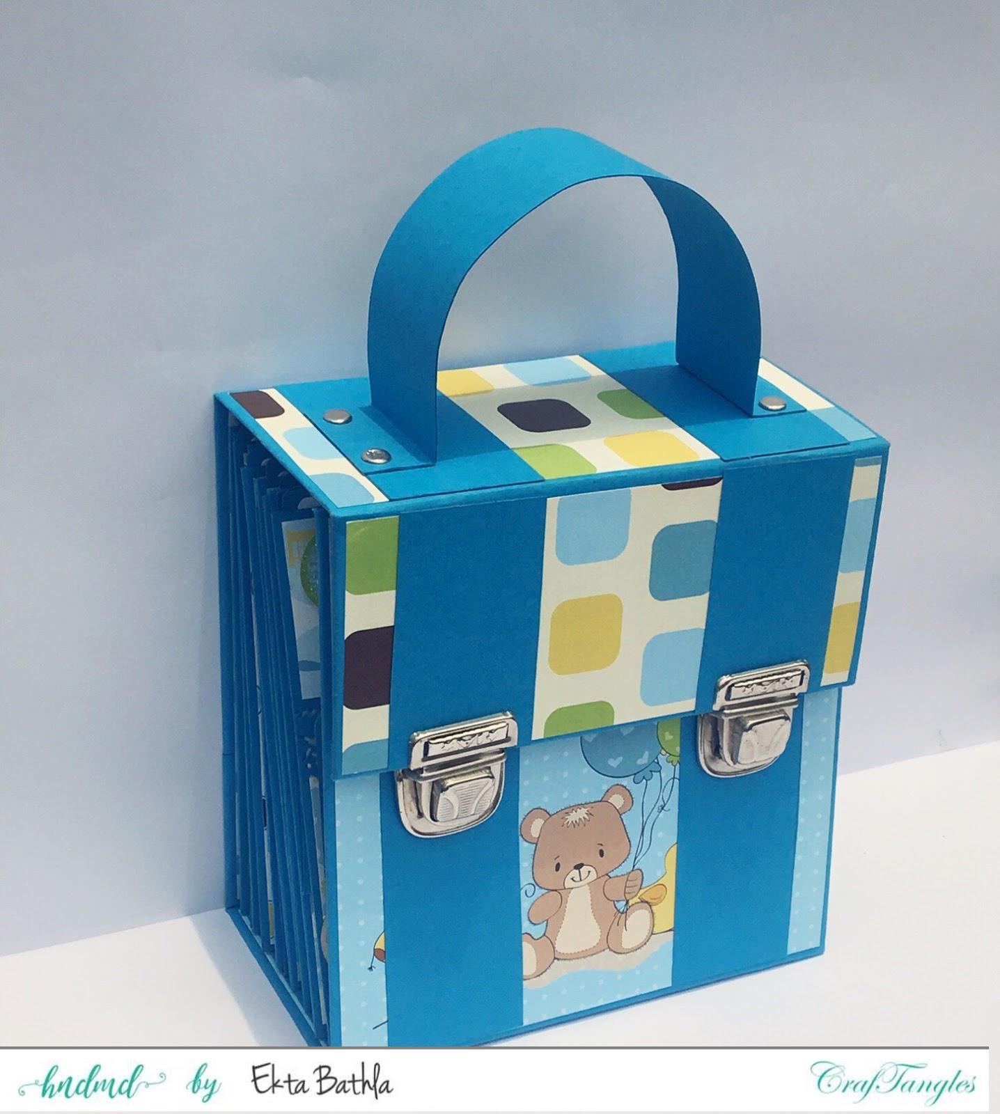 Baby Boy Suitcase album 1