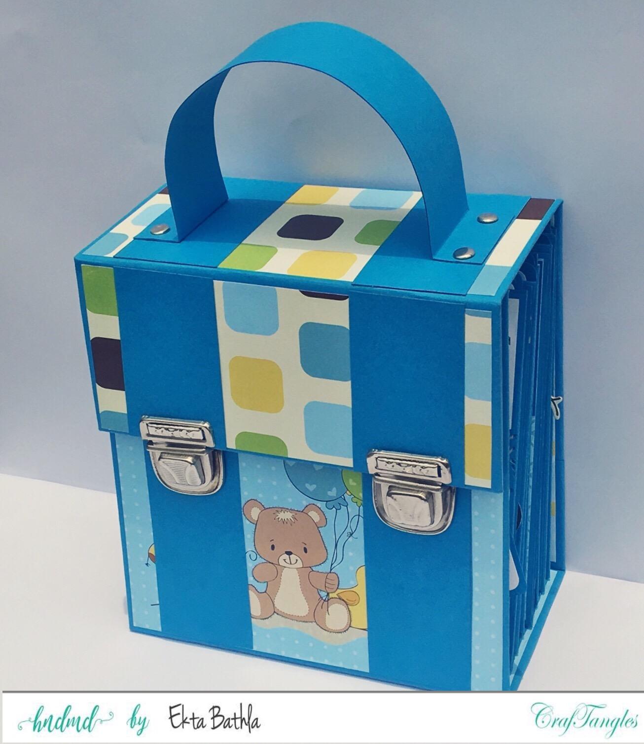 Baby Boy Suitcase album 4