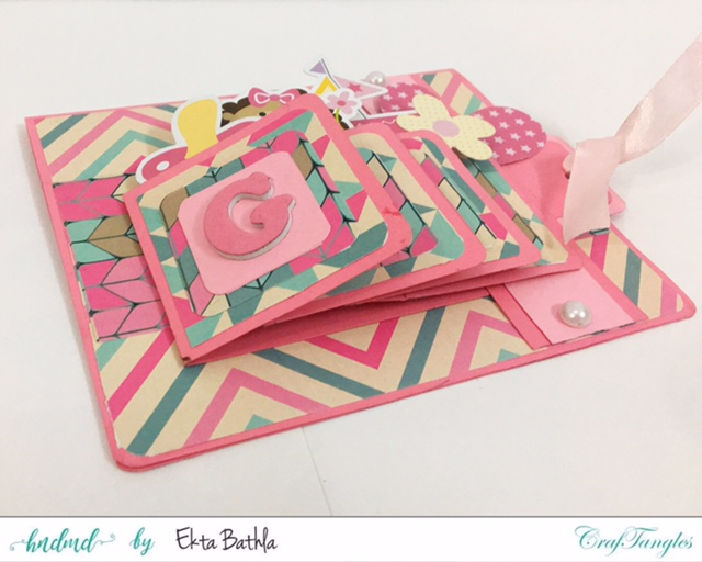 Few cards using Pretty Pastel Paper 4