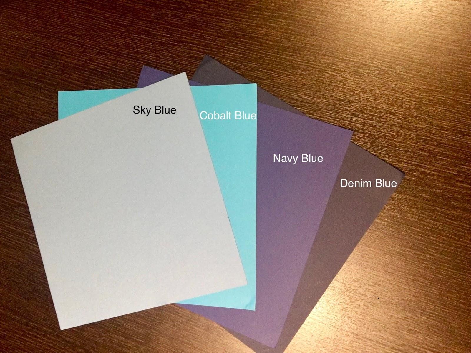 Scrapbooking Paper 101 - How to choose Cardstock Paper 1