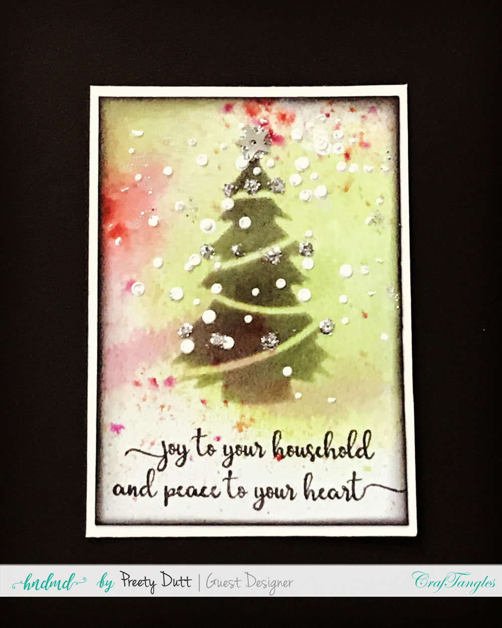 Christmas cards and ATCs by Preety Dutt 9