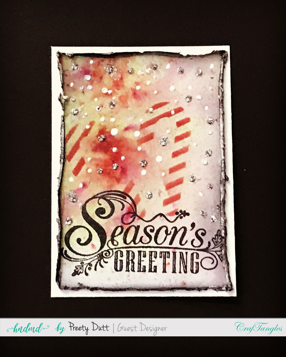 Christmas cards and ATCs by Preety Dutt 12