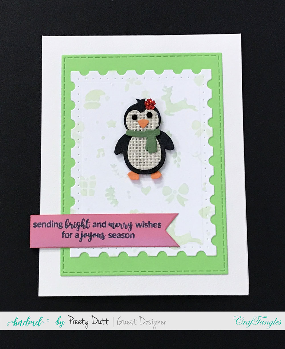 Christmas cards and ATCs by Preety Dutt 6