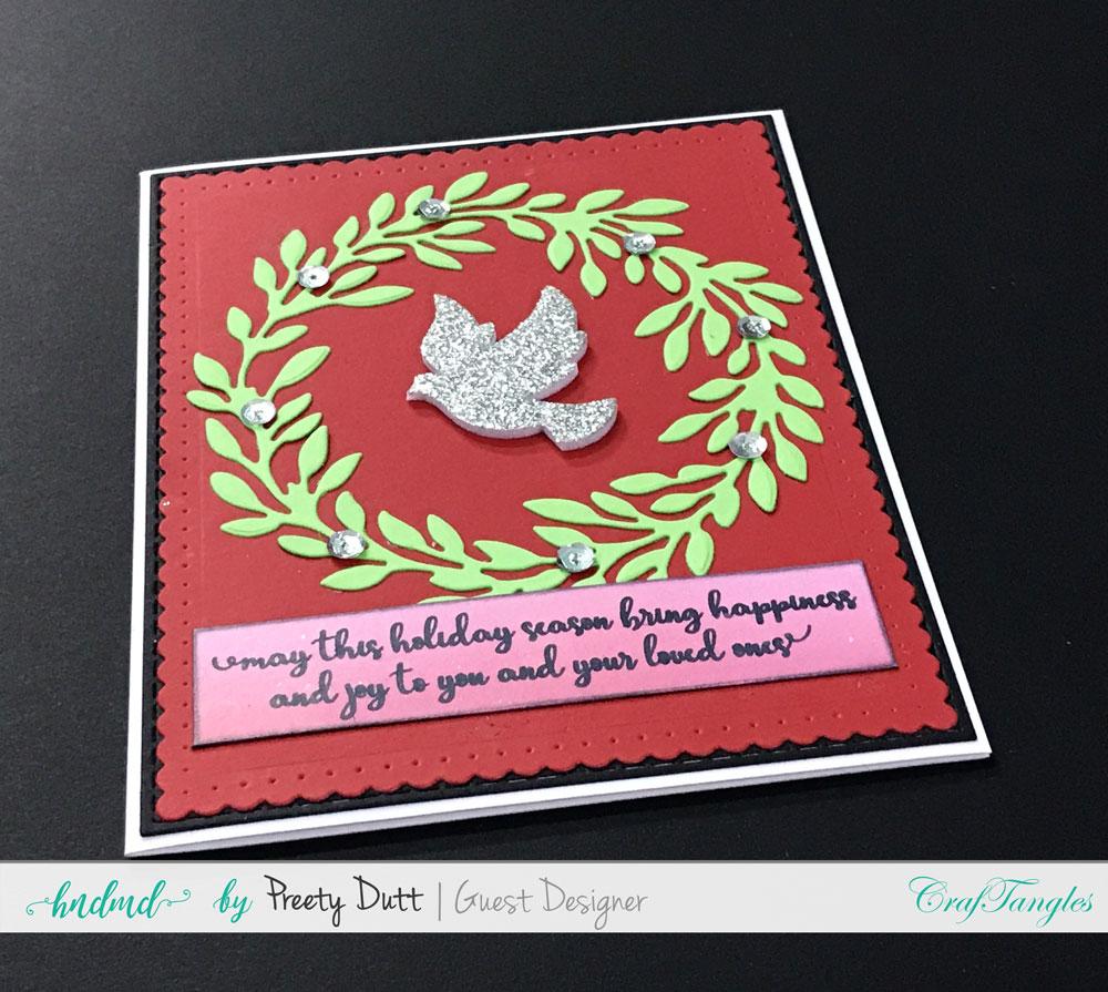 Christmas cards and ATCs by Preety Dutt 7