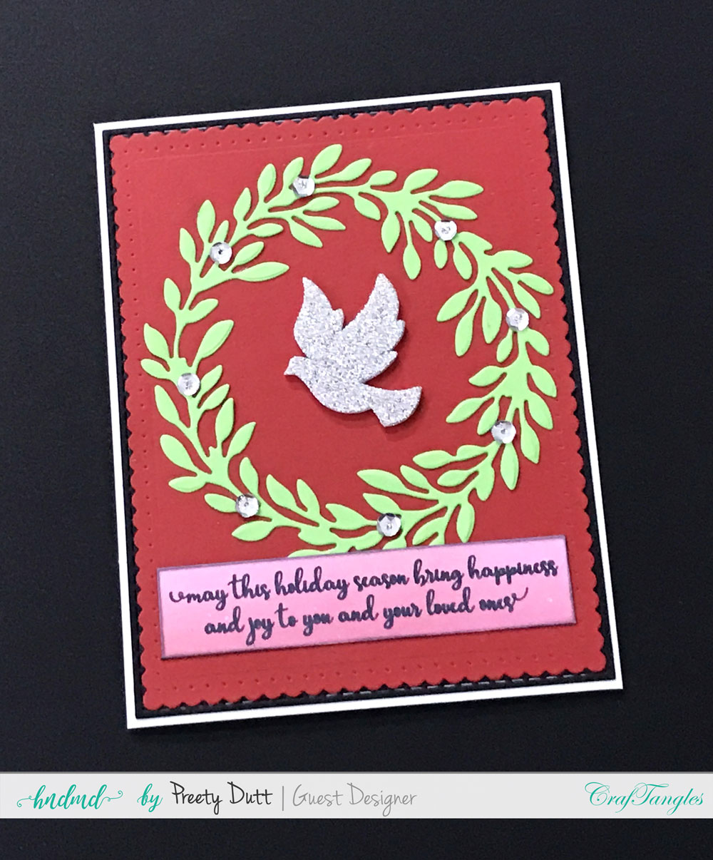 Christmas cards and ATCs by Preety Dutt 8