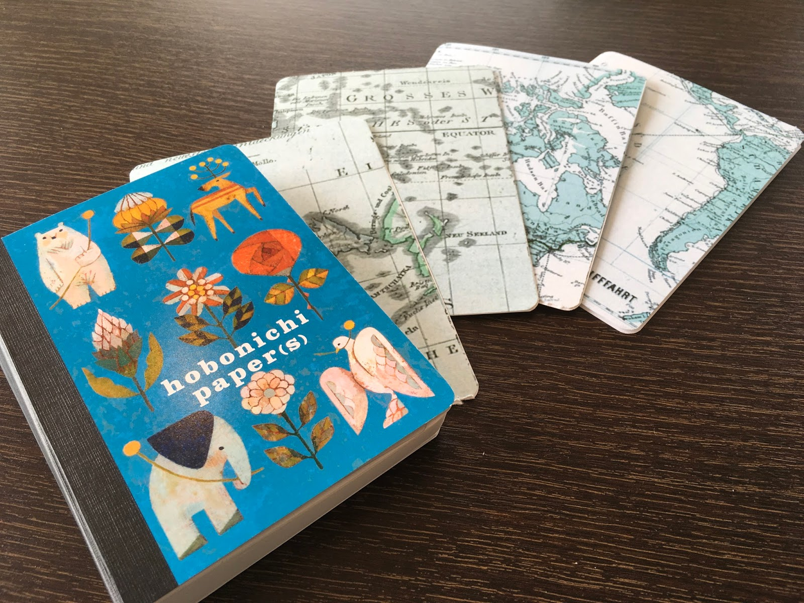 How to Make Traveler's Notebook Inserts with A4 Paper 2