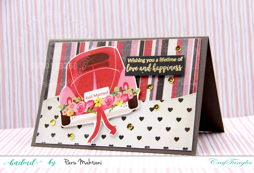 Valentine fun with new paper packs and element sheets. 1