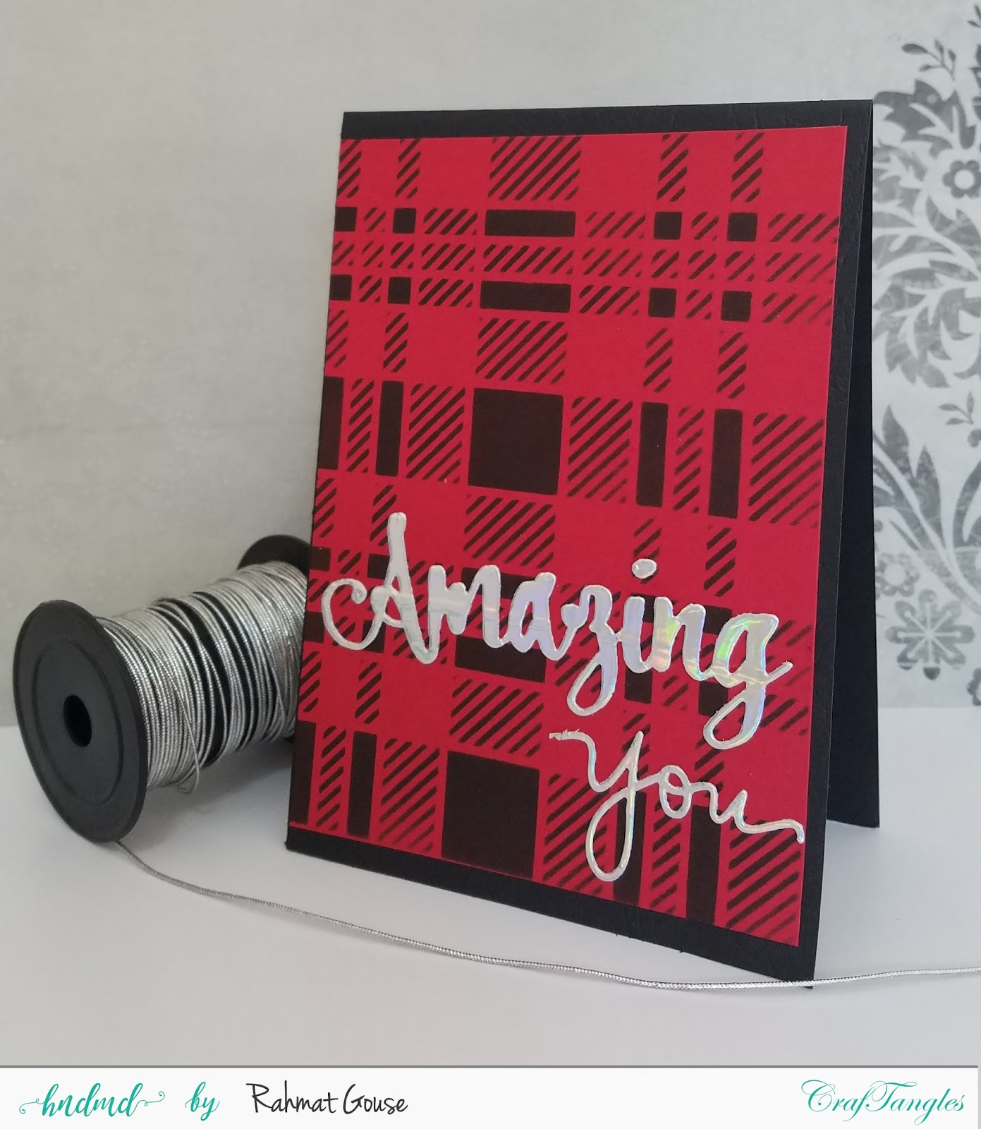Stencil and Foils with a twist 5