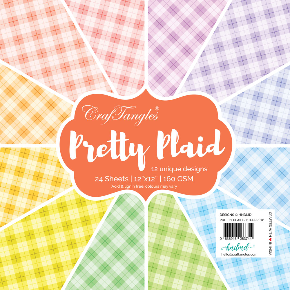 CrafTangles April 2018 Release 48
