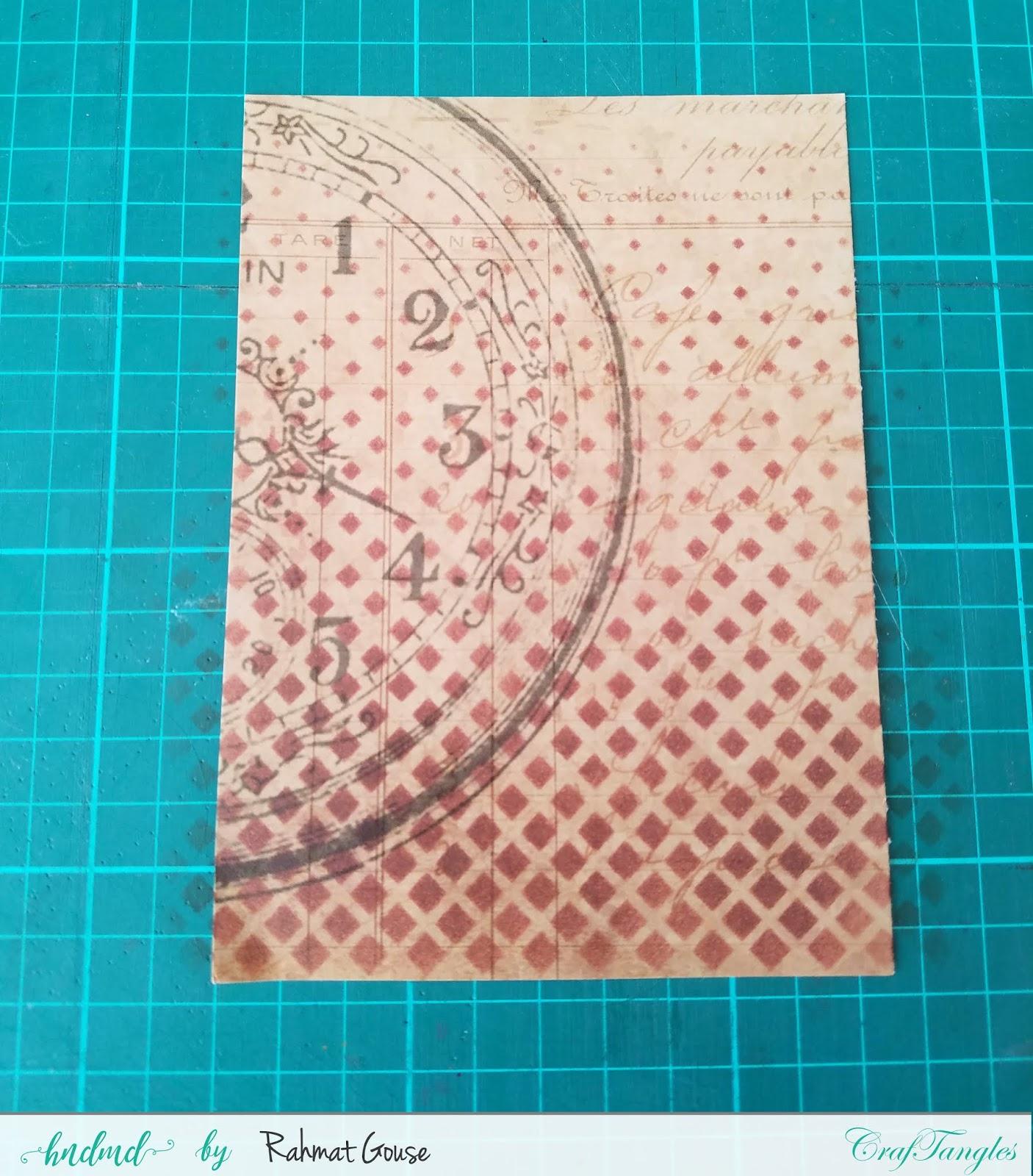 Focus on Foils with different techniques 4