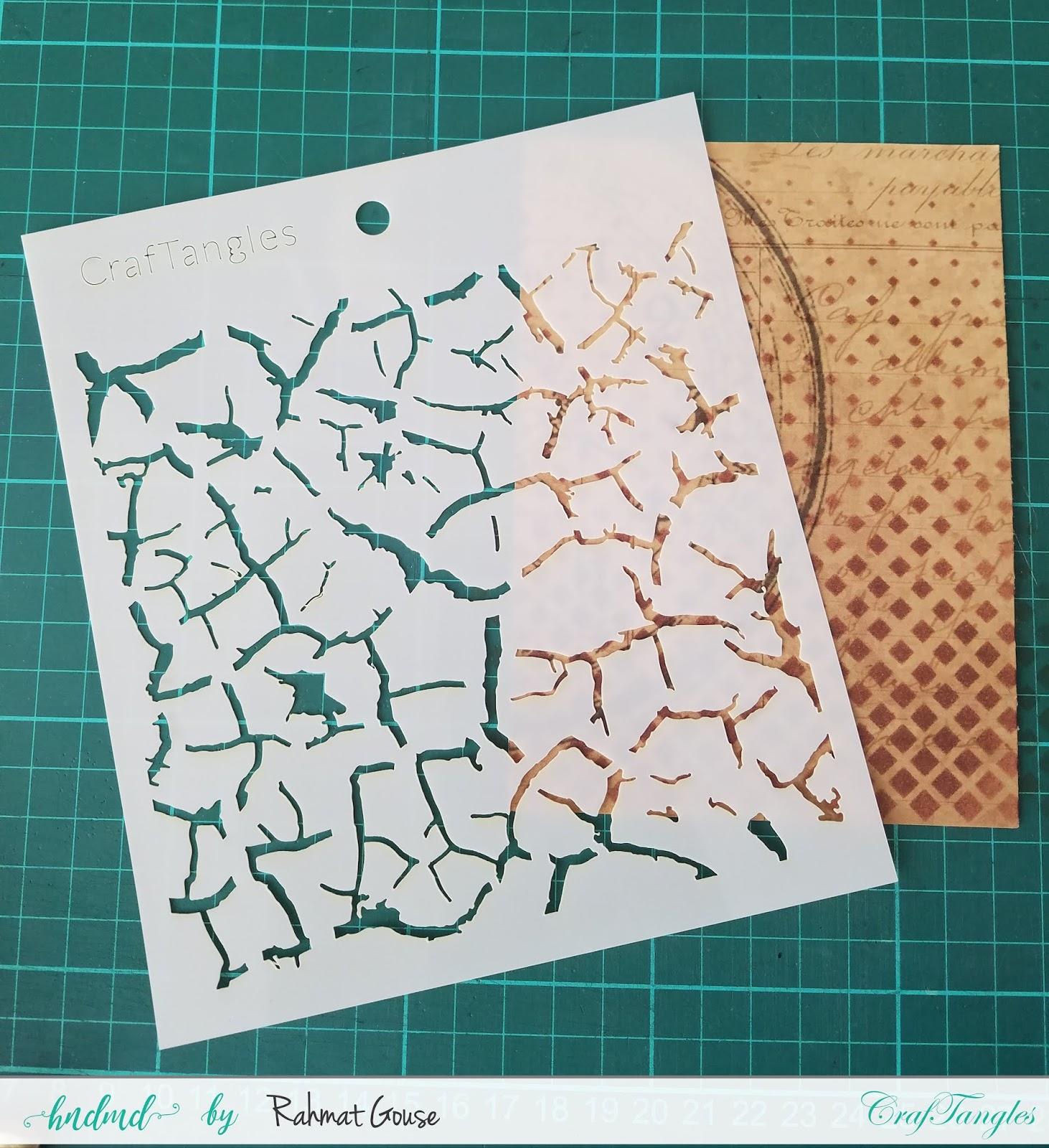 Focus on Foils with different techniques 5
