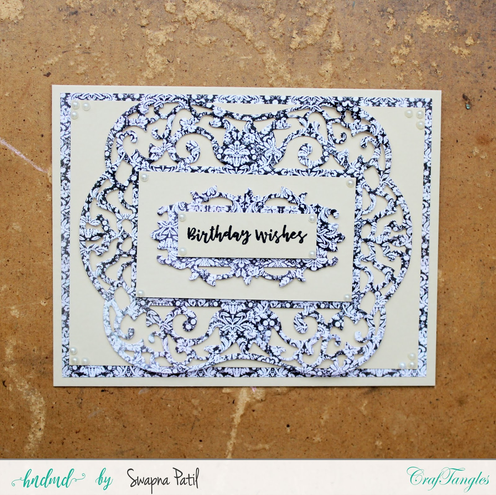 Foiled cards+Diecutting card 3