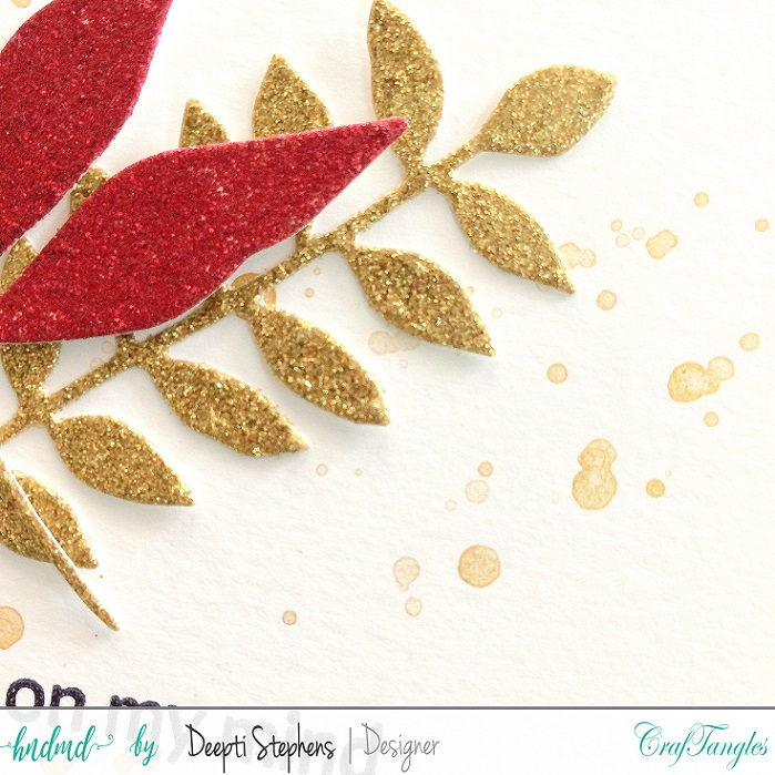 DIY Glitter Paper with Craftangles Glimmer Paste | Video 3