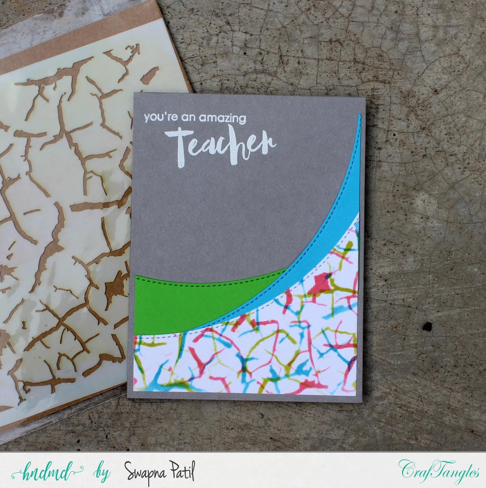 Cards for Teachers - Swapna Patil 2
