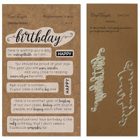 Craftangles stencils and embossing powder 8